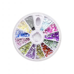 Splendid Nails - Nail Art Carrousel - Color Strass