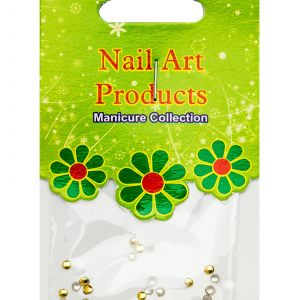 Splendid Nails - Nail Art Studs - Goud/Zilver - 3 mm