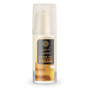 Gold of Morocco - Argan Oil Straightering Cream - 100 ml