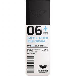 Hairways - 06 - Face & After Sun Cream - 100 ml