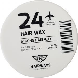 Hairways - 24 - Strong Hair Wax - 50 ml