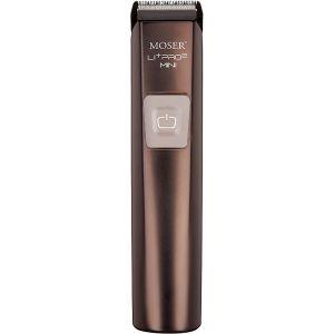 Moser - Li+Pro Mini - Metallic Bruin - Draadloze Trimmer