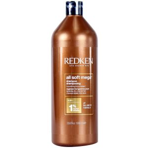 Redken - All Soft Mega Shampoo - 1000 ml
