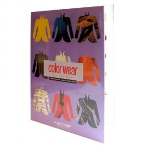 Alfaparf - Color Wear - Kleurenboek