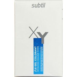 Subtil - Men - Gel Colorant - 5-1 Licht Kastanjebruin