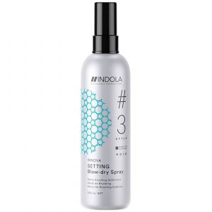Indola - Innova - Setting Blow Dry Spray - 200 ml
