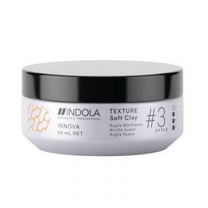 Indola - Innova - Texture Soft Clay - 85 ml