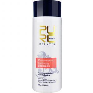 Pure Keratin - Pure Shampoo - 473 ml