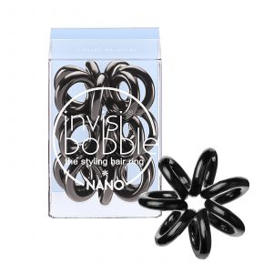 Invisibobble - Nano - True Black
