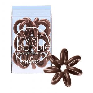 Invisibobble - Nano - Pretzel Brown