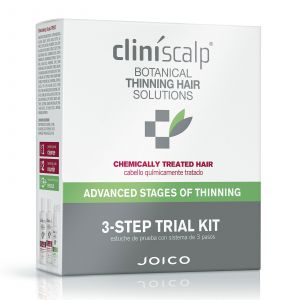 Joico - CliniScalp - 3 Step Trial Kit for Advanced Stages - Chemically Treated Hair - 250 ml
