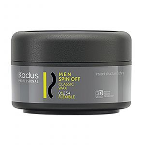 Kadus - Men - Spin Off - Classic Wax - 75 ml