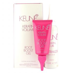 Keune - Forming - Keratin Volume - Root Boost Gel Pack - 170 ml