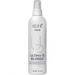 Keune - Ultimate Blonde - Neutralizing Blonde Spray - 300 ml