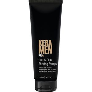 KIS - KeraMen - Hair & Skin Shaving Shampoo - 250 ml