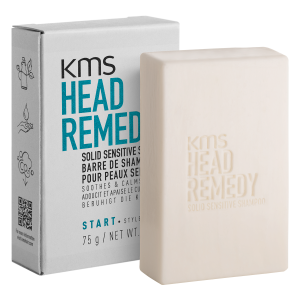 KMS - Head Remedy - Sensitive - Solid Shampoo Bar - 75 gr