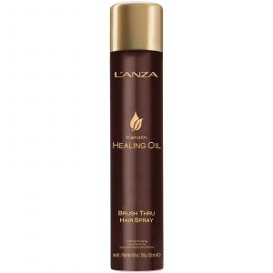 L'Anza - Keratin Healing Oil - Brush Thru Hairspray