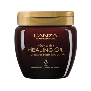 L'Anza - Keratin Healing Oil - Intensive Hair Masque - 210 ml