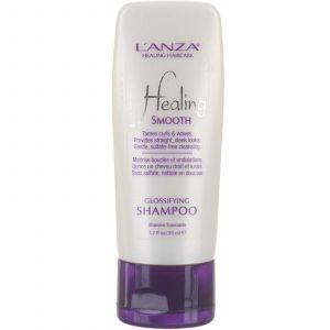 L'Anza - Healing Smooth - Glossifying Shampoo - 50 ml