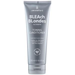 Lee Stafford - Bleach Blondes - Ice White - Conditioner voor Platinum Blond Haar - 250 ml