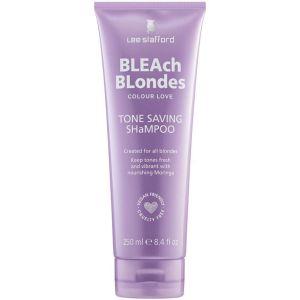 Lee Stafford - Bleach Blondes - Shampoo voor Blond Haar - 250 ml