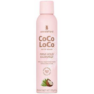 Lee Stafford - Coco Loco - Firm Hold Hair Spray - Haarlak - 250 ml
