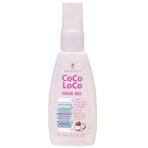Lee Stafford - Coco Loco - Hair Oil -  Haarolie voor Droog en Beschadigd Haar - 75 ml