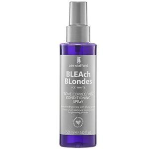 Lee Stafford - Bleach Blondes - Conditioning Spray voor Platinum Blond Haar - 150 ml