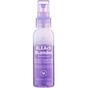 Lee Stafford - Bleach Blondes - UV Protection Spray voor Blond Haar - 100 ml