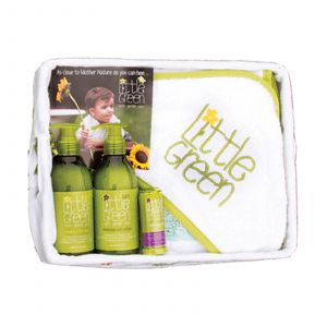 Little Green - Baby - Bundle Basket