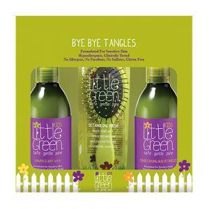 Little Green - Kids - Gift Set - Bye Bye Tangles (Met Borstel)