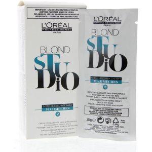 L'oréal - Blond Studio - Majimeches - Lightening Sachets - 25 ml