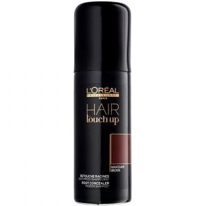 L'Oréal - Hair Touch Up - Mahogany Brown - 75 ml