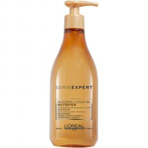 L'Oréal - Série Expert - Nutrifier - Shampoo - 500 ml