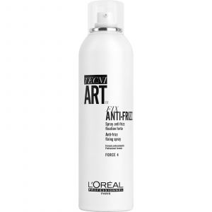 L'Oréal - TecniArt - Fix Anti-Frizz 4 - Anti-Frizz Fixing Spray