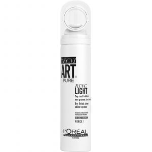 L'Oréal - TecniArt - Ring Light Pure 1 - Dry Finish, Clean Shine Top Coat - 150 ml