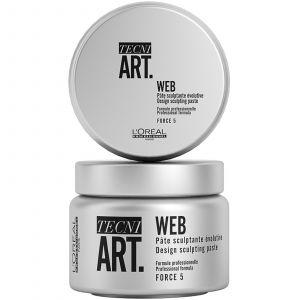 L'Oréal - TecniArt - Web 5 - Design Sculpting Paste - 150 ml