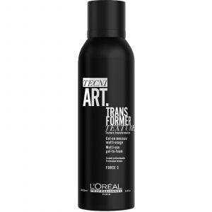 L'Oréal - TecniArt - Transformer 3 - Multi-Use Gel to Foam - 200 ml