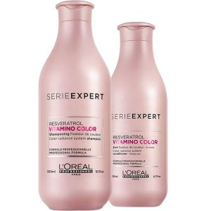 L'Oréal - Série Expert - Vitamino Color Resveratrol - Voordeelset