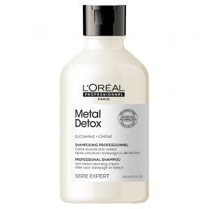 L'Oréal - Série Expert - Metal Detox - Shampoo