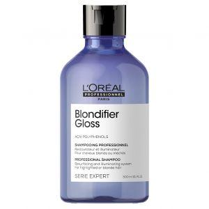 L'Oréal - Série Expert - Blondifier Gloss Shampoo - 300 ml - Nieuwe verpakking