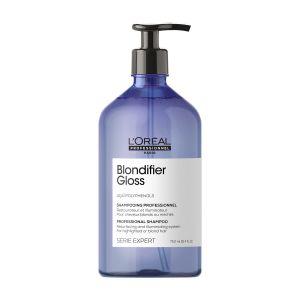 L'Oréal - Serie Expert - Blondifier Gloss Shampoo - 750 ml - Nieuwe verpakking