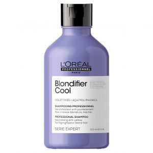 L'Oréal - Série Expert - Blondifier Cool Shampoo - 300 ml - Nieuwe verpakking
