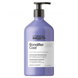 L'Oréal - Série Expert - Blondifier Cool Shampoo - 750 ml