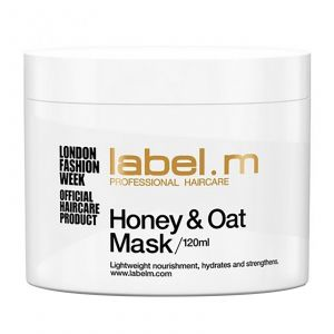 Label.m - Honey & Oat - Mask