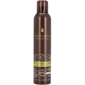 Macadamia - Style Lock Strong Hold Hairspray