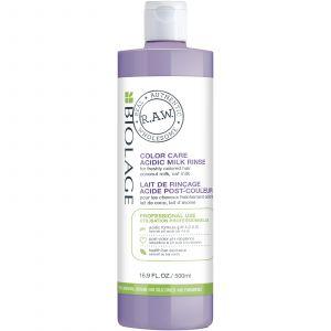 Biolage R.A.W. - Color Care - Acidic Milk Rinse - 500 ml