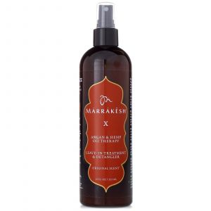 Marrakesh X Leave-in Treatment & Detangler