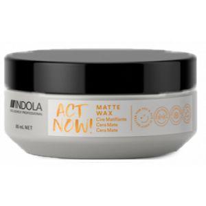 Indola - Act Now! - Matte Wax - 85 ml