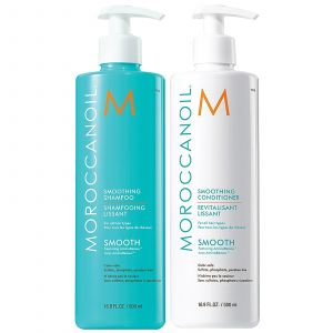 Moroccanoil - Smoothing - Shampoo & Conditioner DUO Set - 2x 500 ml